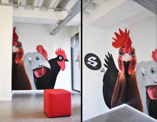 Graffiti Antwerp Kunst Op Kot Smates