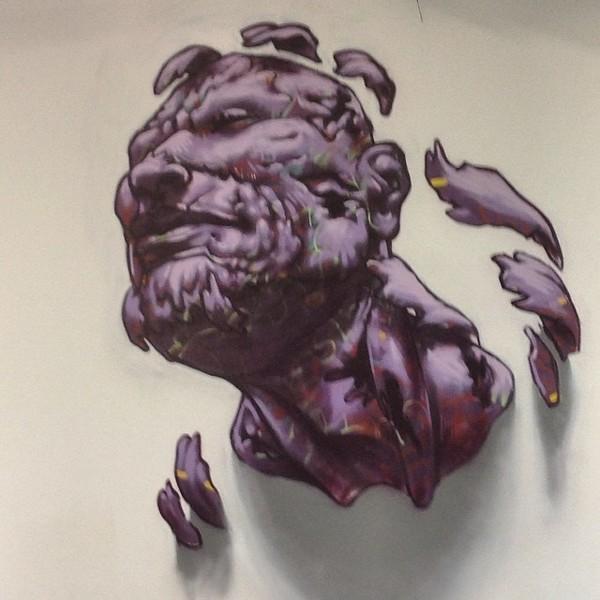 Graffiti Antwerp Kunst Op Kot A Squid Called Sebastian