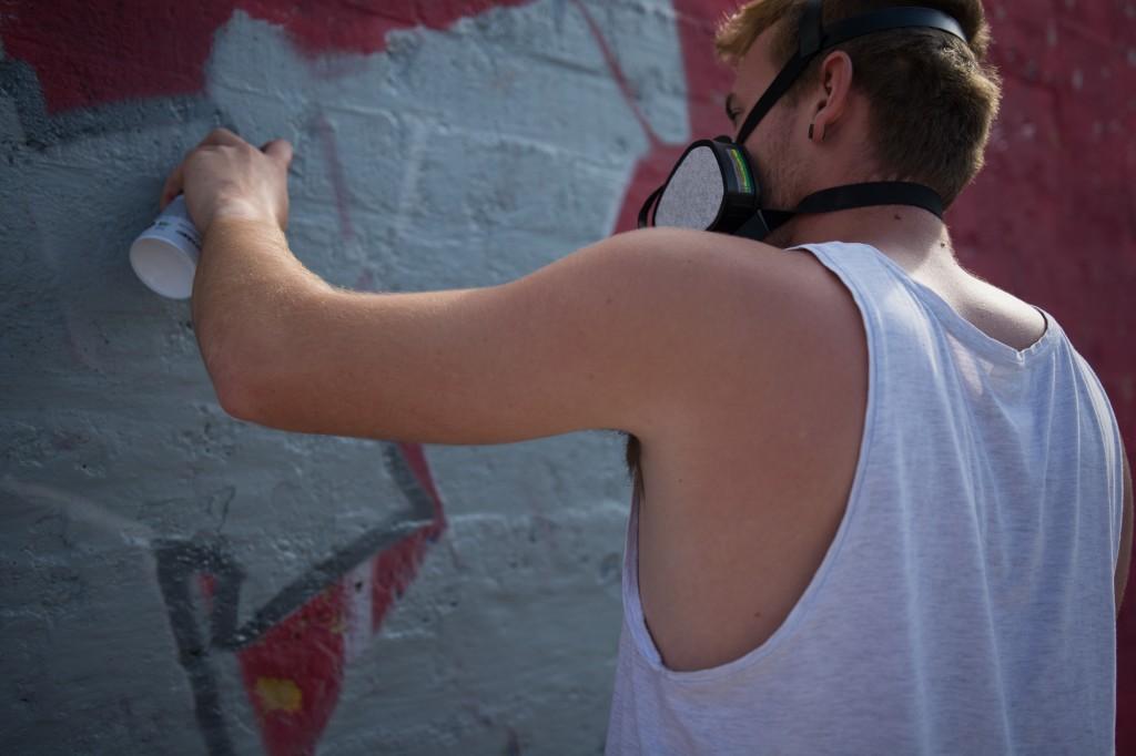 Graffiti Jam Gent Gridbakken