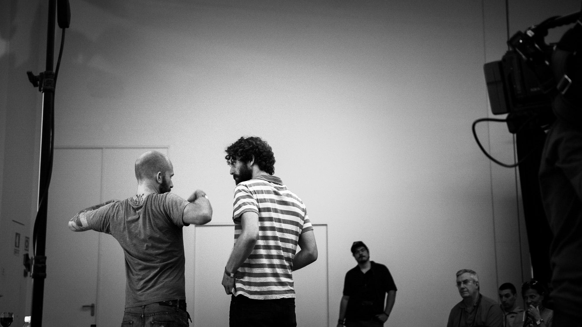 Jeremy Mann Louie Tucci THU 2015 Troia Portugal